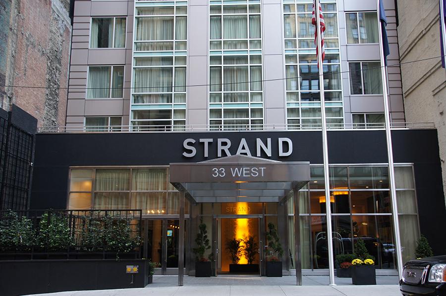 Strand hotel joseph schmitt engineering long island for Design strandhotels