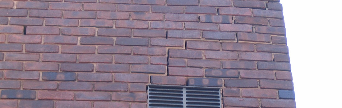 Brick Wall in Need of Repair